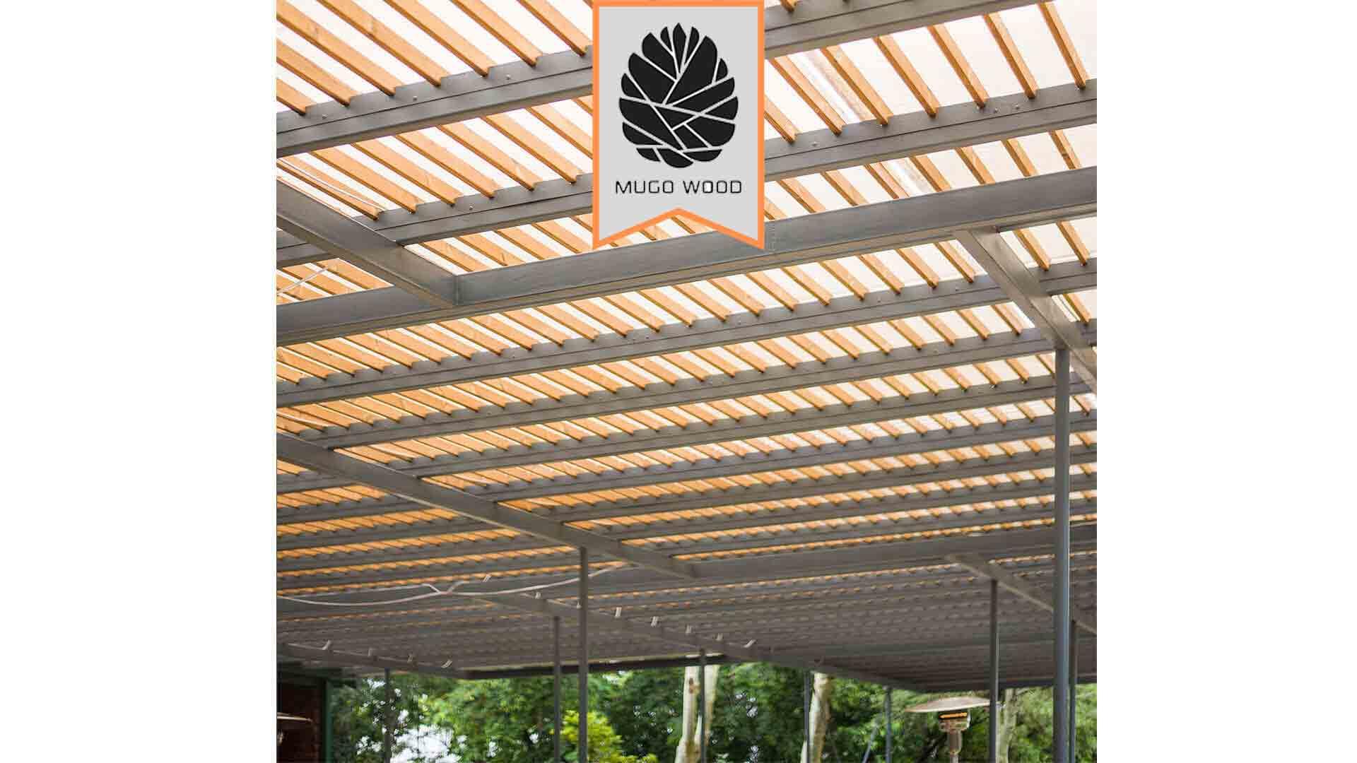 چوب ترموود دیوار-چوب ترموود در دکوراسیون داخلی-فروش چوب ترموود در تهران