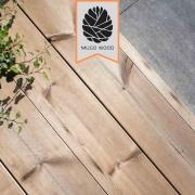 چوب ترموود در دکوراسیون داخلی - کاربرد چوب ترمو در دکوراسیون داخلی - چوب ترموود